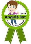 Super Service Award 2012