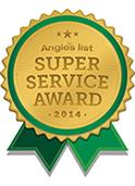 Super Service Award 2014
