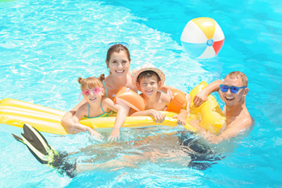 Do You Know What The Physical and Mental Health Benefits Are Of Having a Swimming Pool?