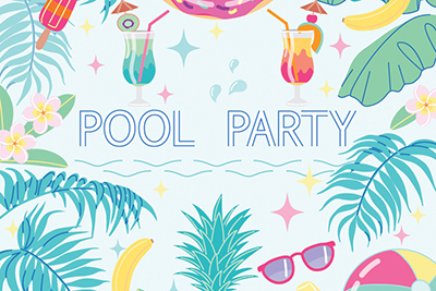 Pool Party Ideas That Bring People Together!